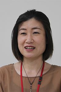 滋賀県生協連の理事に就任された濵田 弥生さん(生活協同組合コープしが副理事長)